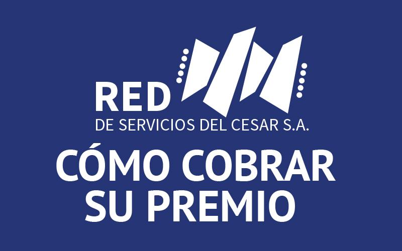 CObro de premios de apuestas Cesar