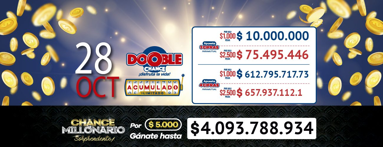 Acumulados Doble Chance