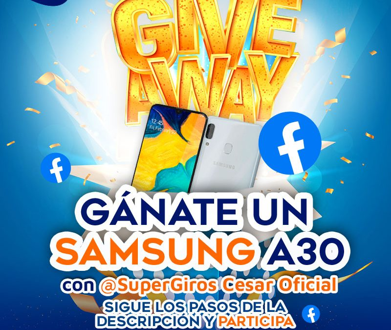 Giveaway SuperGIROS en Facebook