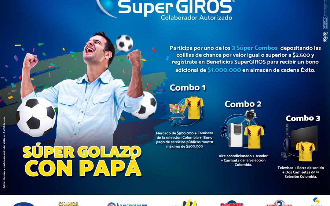 Promocional SuperGolazo Con Papá