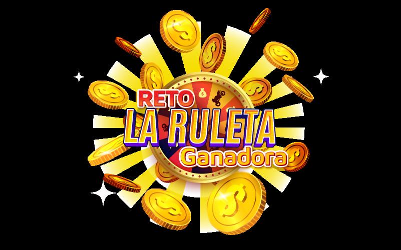 RETO RULETA GANADORA